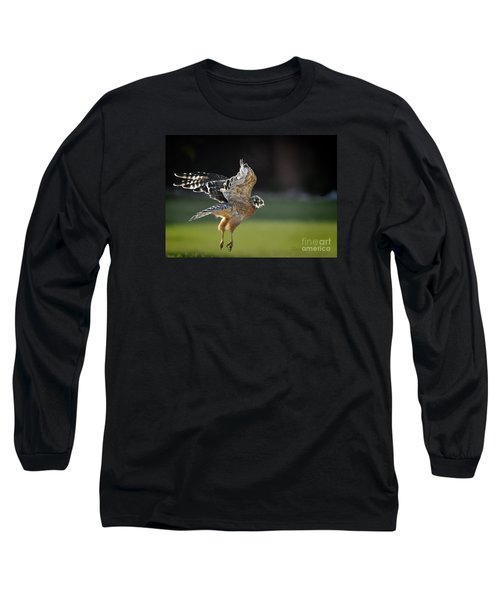 Long Sleeve T-Shirt featuring the photograph Fly Away by Nava Thompson