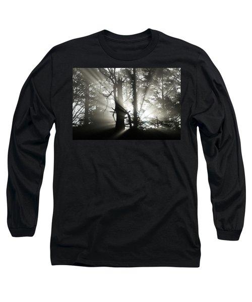 Foggy Flares Long Sleeve T-Shirt