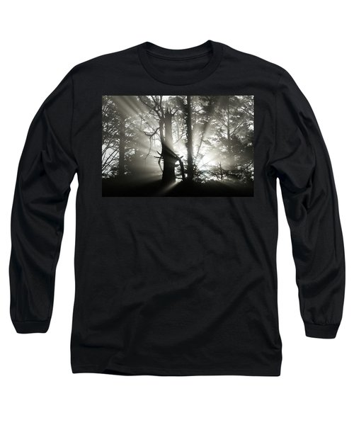 Foggy Flares Long Sleeve T-Shirt