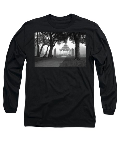 Foggy Tower Grove Long Sleeve T-Shirt
