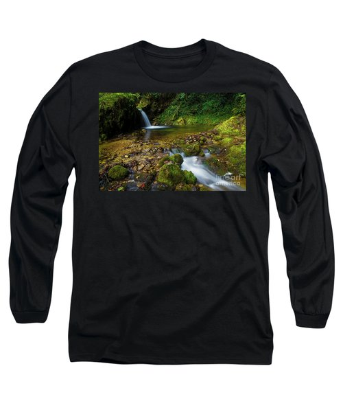 Follow It Long Sleeve T-Shirt by Yuri Santin