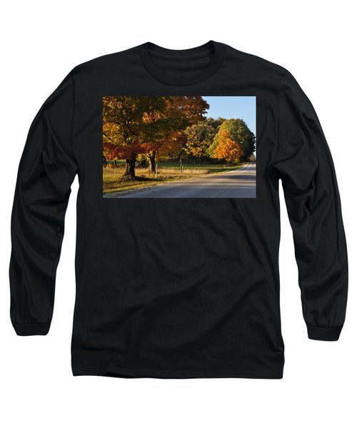 For Grazing Long Sleeve T-Shirt