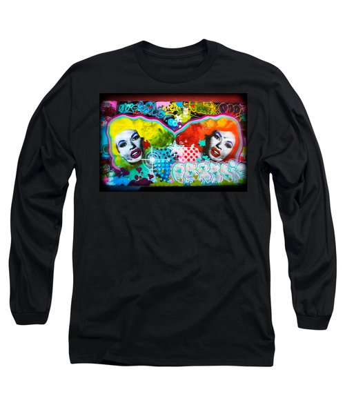 For The Love Of Jane Long Sleeve T-Shirt