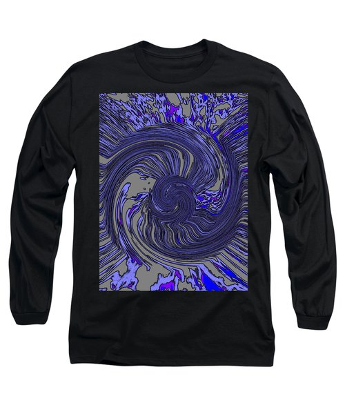 Force Of Nature Long Sleeve T-Shirt by Tim Allen