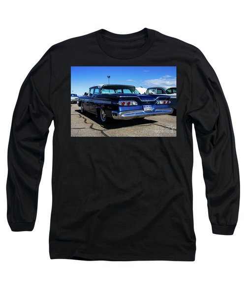 Ford Edsel Ranger Long Sleeve T-Shirt
