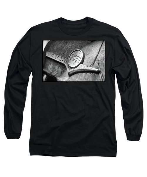 Ford F-600 Emblem Long Sleeve T-Shirt