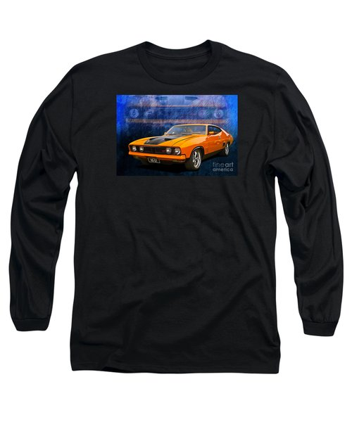 Ford Falcon Xb 351 Gt Coupe Long Sleeve T-Shirt