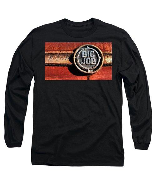 Ford Tough Long Sleeve T-Shirt