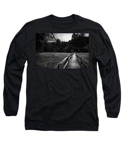Fore River Marsh Long Sleeve T-Shirt