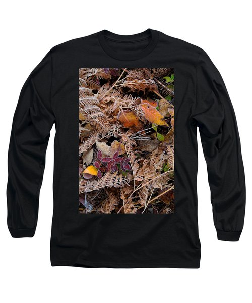 Forest Ferns Long Sleeve T-Shirt