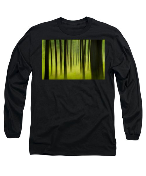 Long Sleeve T-Shirt featuring the photograph Forest by Joye Ardyn Durham