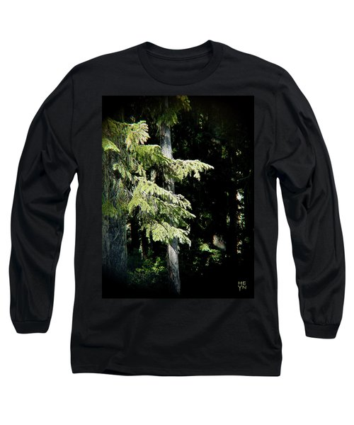 Forest Sunlight - 1 Long Sleeve T-Shirt