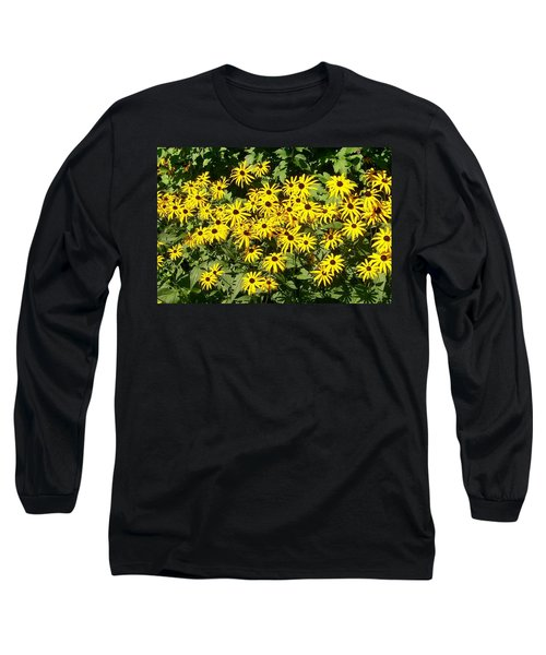 Long Sleeve T-Shirt featuring the digital art Forever Susan by Barbara S Nickerson