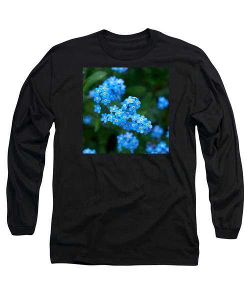 Forget -me-not 5 Long Sleeve T-Shirt