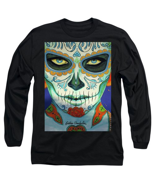 Forget Me Not Portrait 01 Long Sleeve T-Shirt