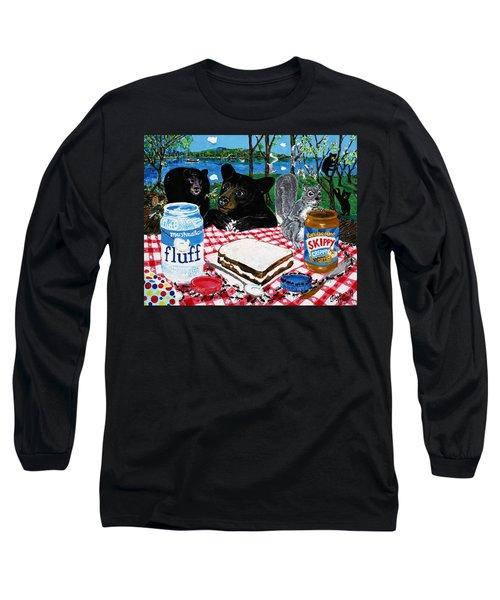 Forgotten Fluffernutter Long Sleeve T-Shirt