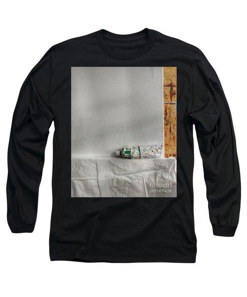Forgotten Long Sleeve T-Shirt by Isabella F Abbie Shores FRSA