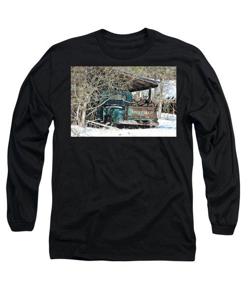 Forgotten Truck Long Sleeve T-Shirt