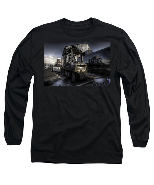 Forklift Long Sleeve T-Shirt