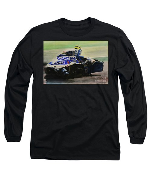 Formula Alone Long Sleeve T-Shirt