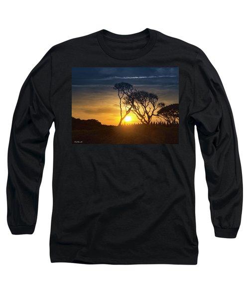 Fort Fisher Sky Watch Long Sleeve T-Shirt