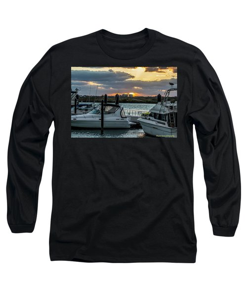 Fort Pierce Marina Long Sleeve T-Shirt