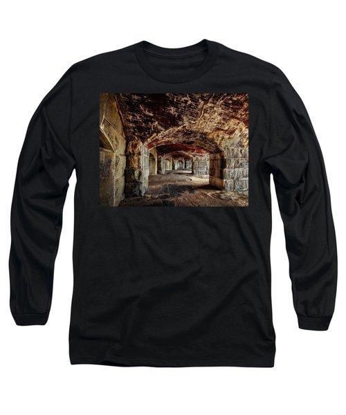 Fort Popham Long Sleeve T-Shirt