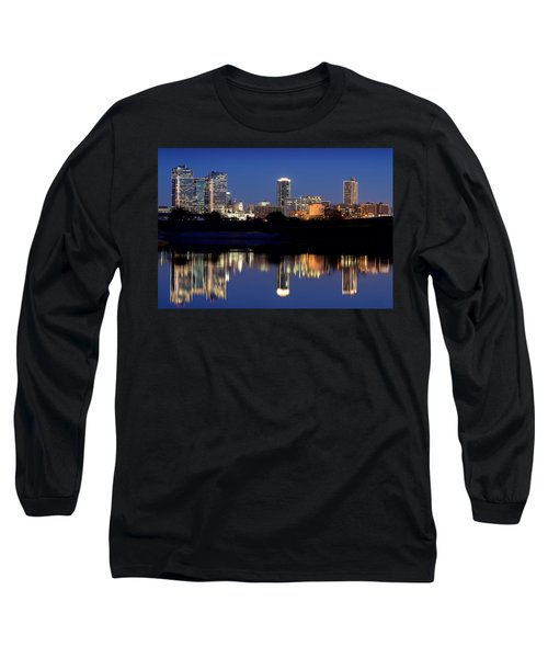Fort Worth Reflection 41916 Long Sleeve T-Shirt
