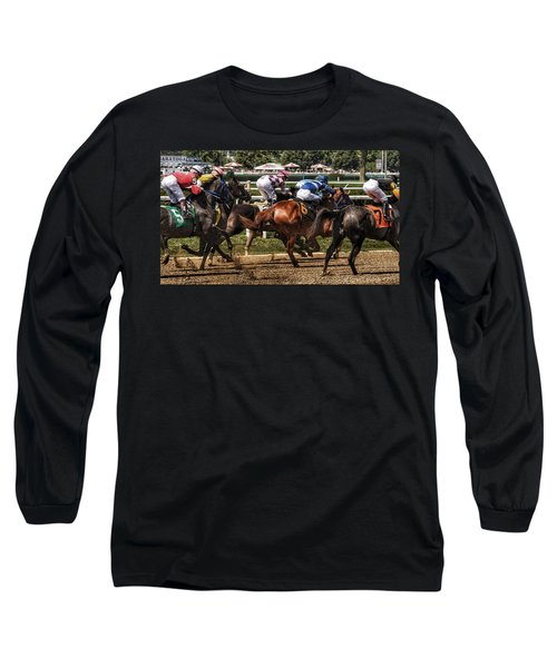 Forty Mph Long Sleeve T-Shirt