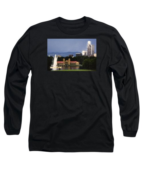 Fountains Long Sleeve T-Shirt