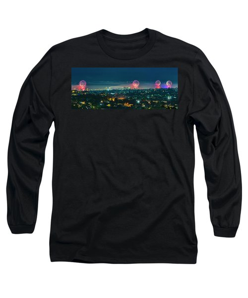 Four For The Fourth Long Sleeve T-Shirt