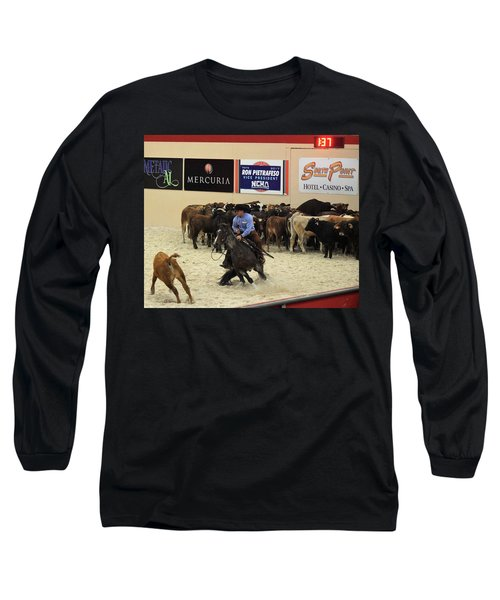4 Important Factors Long Sleeve T-Shirt by John Glass