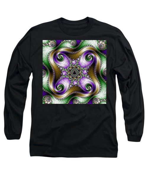 Four Sacred Directions Long Sleeve T-Shirt