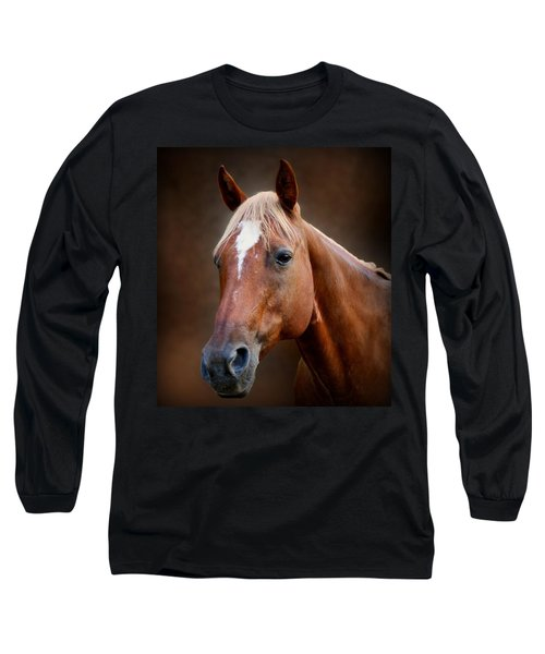 Fox - Quarter Horse Long Sleeve T-Shirt