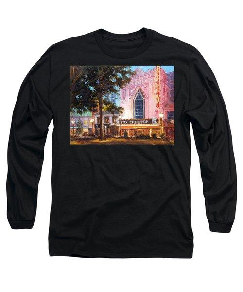 Fox Theatre In St.louis Long Sleeve T-Shirt
