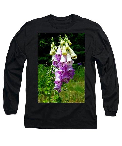 Foxglove Long Sleeve T-Shirt