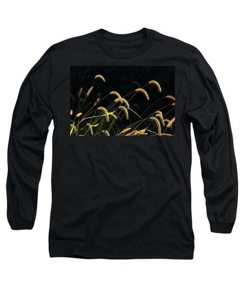 Foxtails Long Sleeve T-Shirt