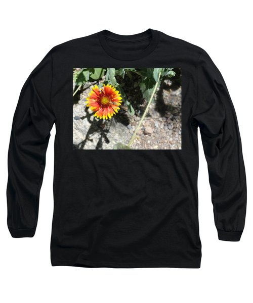 Fragile Floral Life On The Trail Long Sleeve T-Shirt