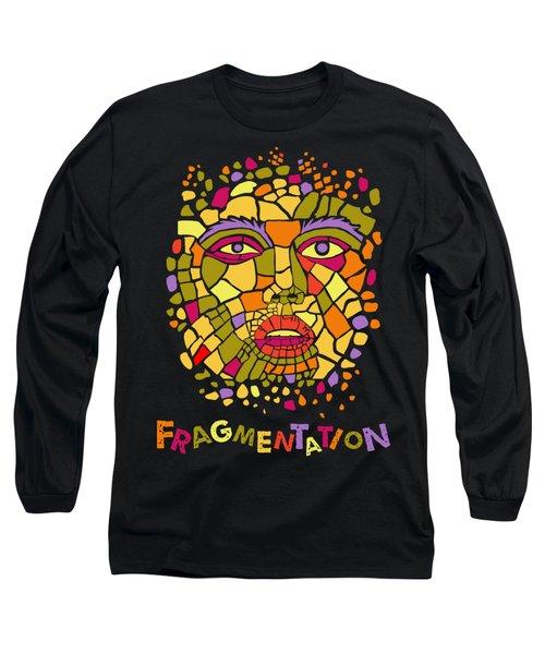 Fragmentation Long Sleeve T-Shirt