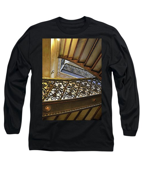 Fragments Of A Dissipating Dream Long Sleeve T-Shirt