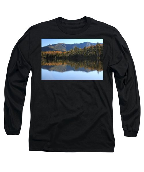 Franconia Ridge From Lonesome Lake Long Sleeve T-Shirt