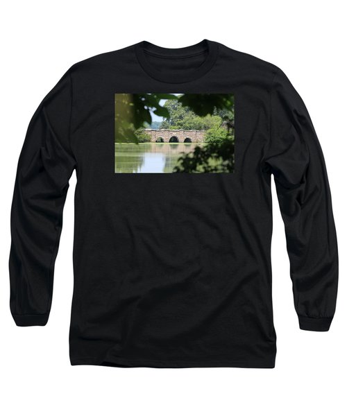 Frank Melville Memorial Park Setauket New York Long Sleeve T-Shirt