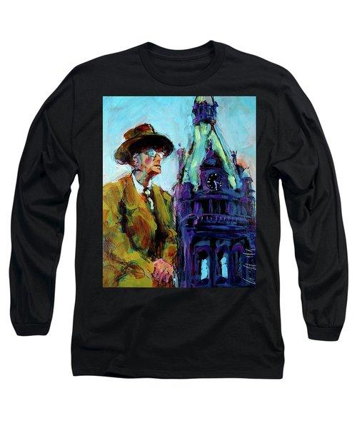 Frank Zeidler Long Sleeve T-Shirt