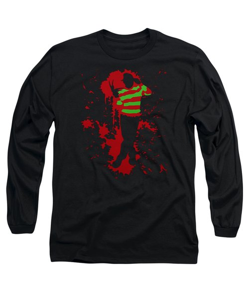 Fred In The Red Long Sleeve T-Shirt