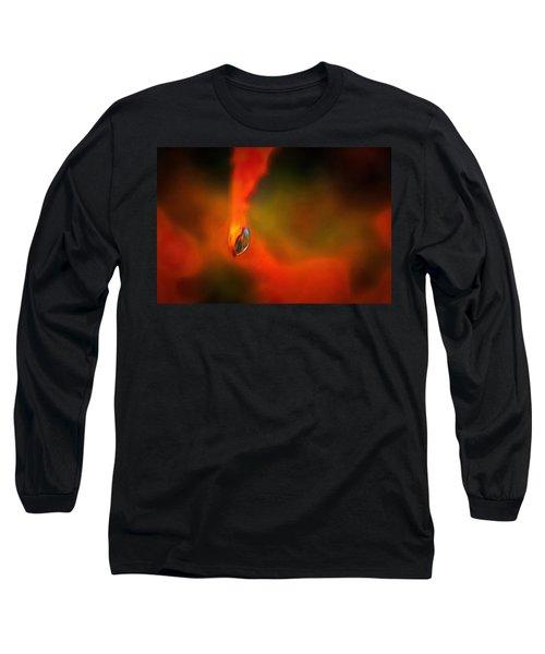 Freddy Fender Long Sleeve T-Shirt by Trish Tritz