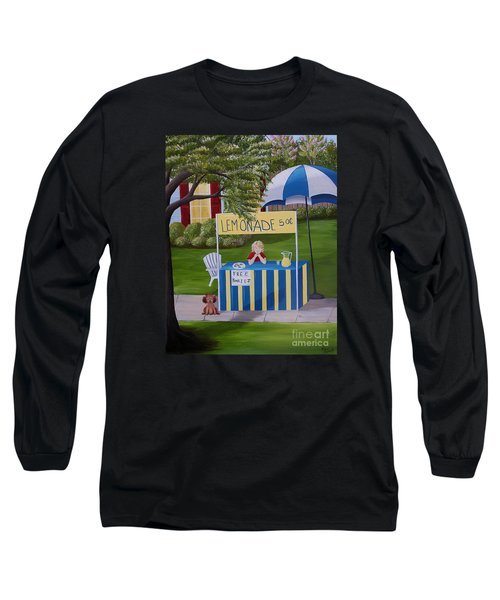 Free Cookies Long Sleeve T-Shirt