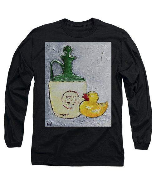 Free Duck Long Sleeve T-Shirt