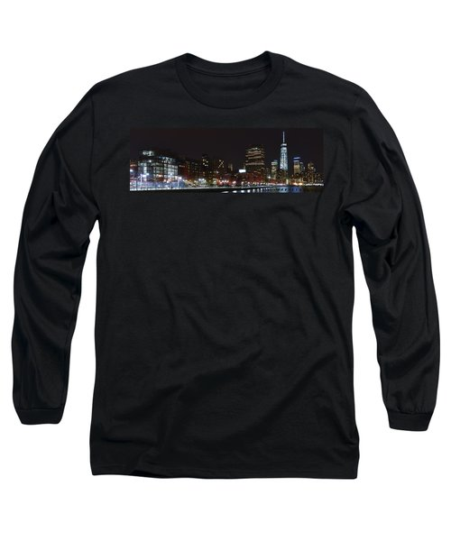 Freedom Skyline Long Sleeve T-Shirt