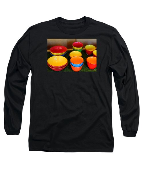 Long Sleeve T-Shirt featuring the photograph French Collection by Richard Patmore