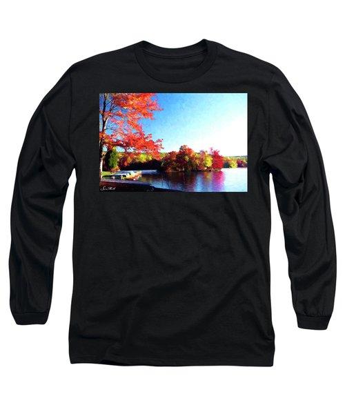 French Creek Fall 020 Long Sleeve T-Shirt